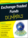 Exchange-Traded Funds For Dummies (eBook)